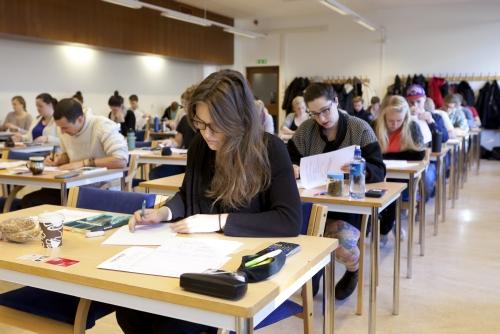 Examination – Student Portal