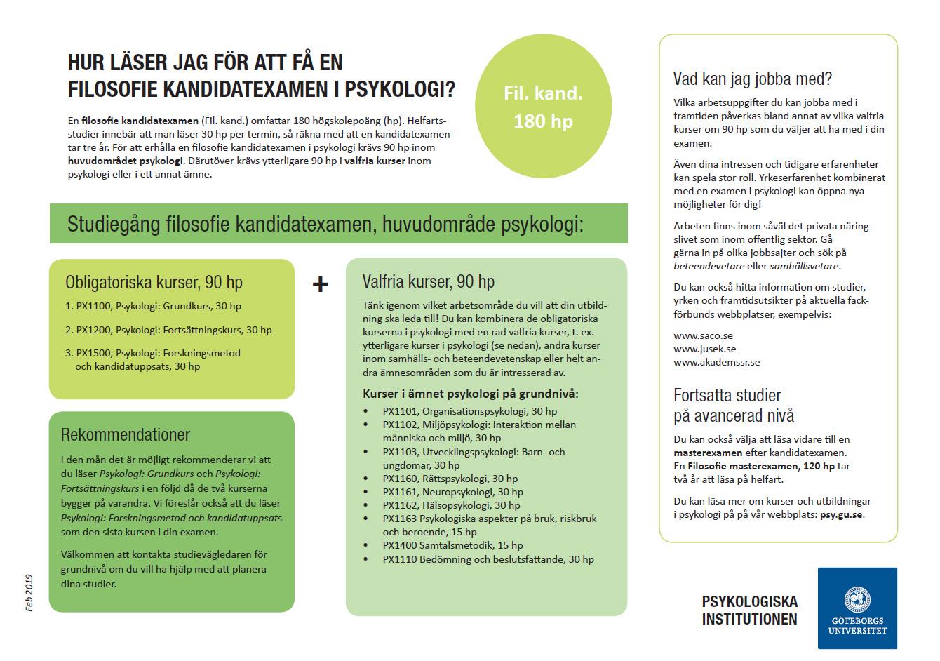 48513bb639b6 Illustration av studiegång till fil kand i psykologi (pdf, öppnas i ett  nytt fönster